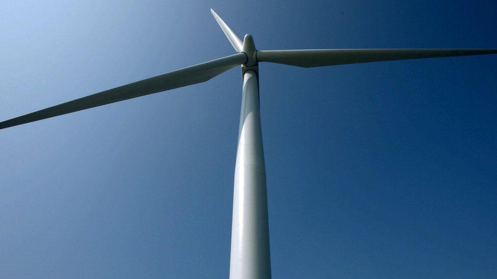 Wind turbine generic