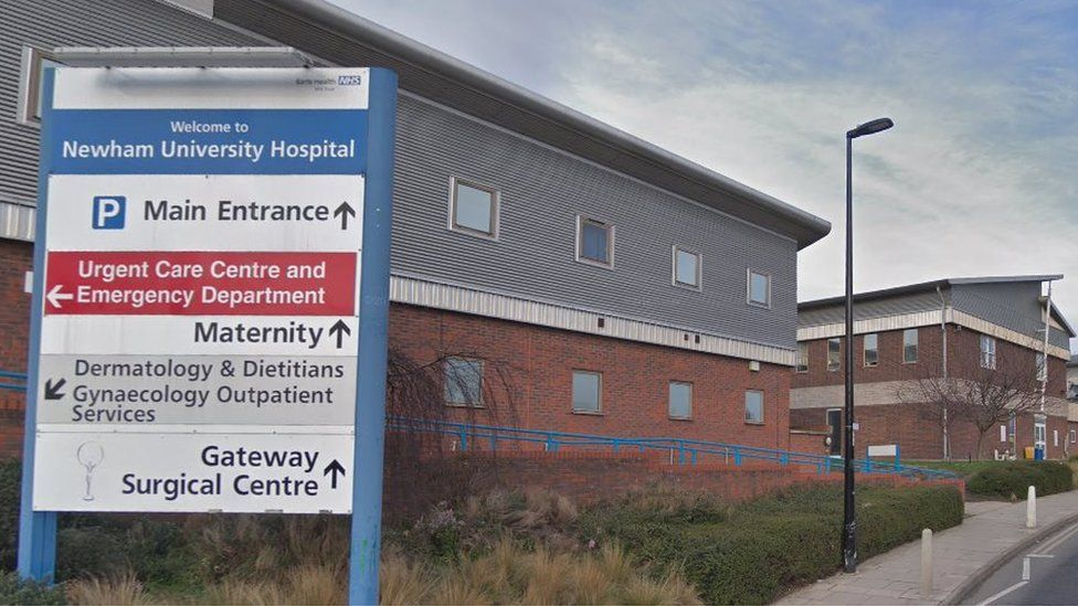 Newham General Hospital