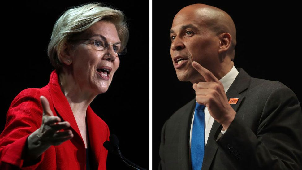 US election 2020: What to expect in Democratic debates