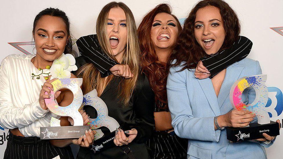 X Factor winner Louisa Johnson splits from Simon Cowell's label