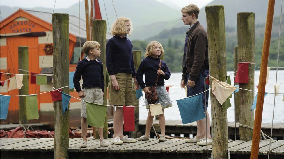 Swallows and Amazons film 2016