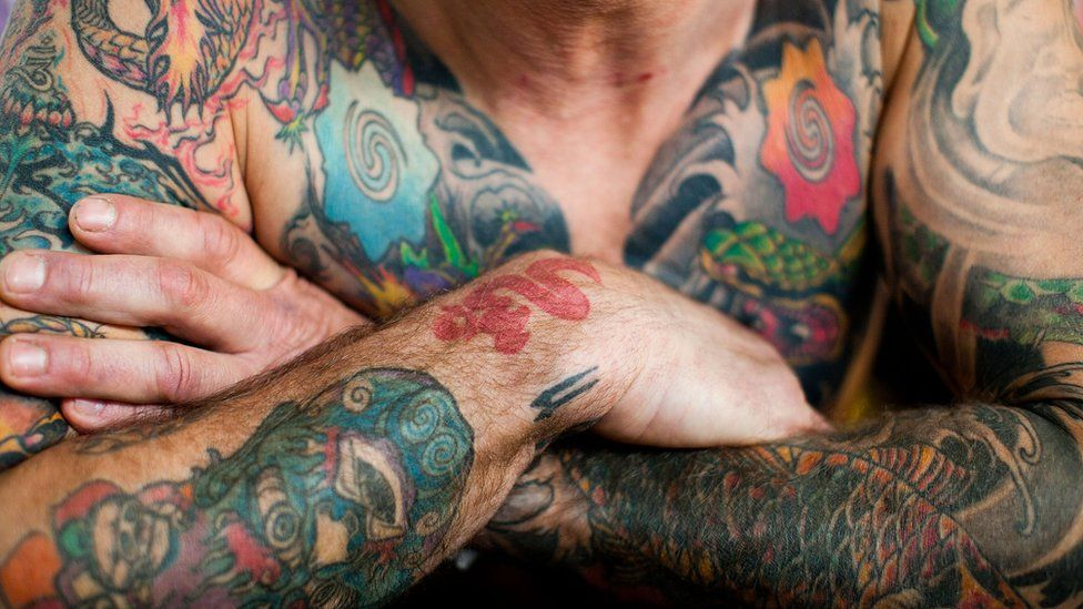 Tattoos At Work Are They Still An Issue Bbc News