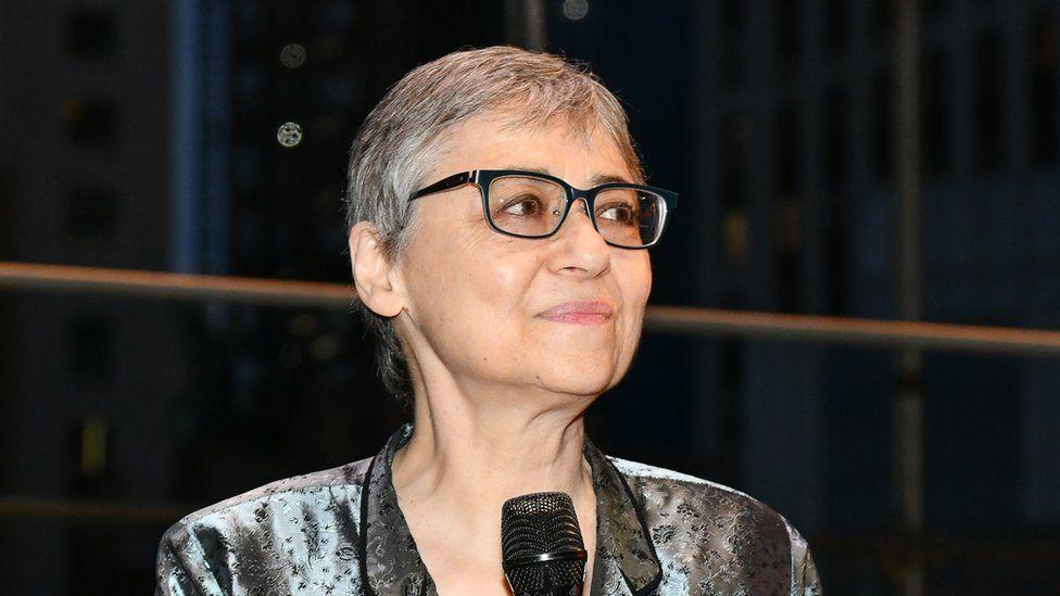Writer Sigrid Nunez