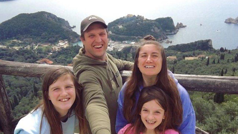 The Thacker family