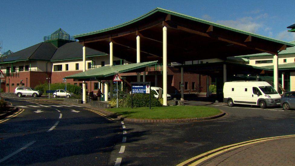 Causeway Hospital in Coleraine