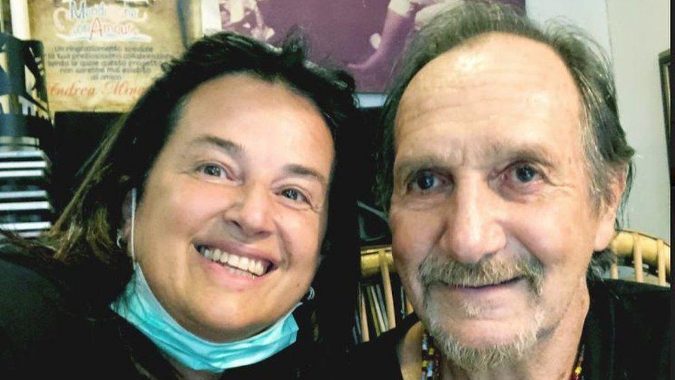 Simona Camosci and Andrea Mingardi