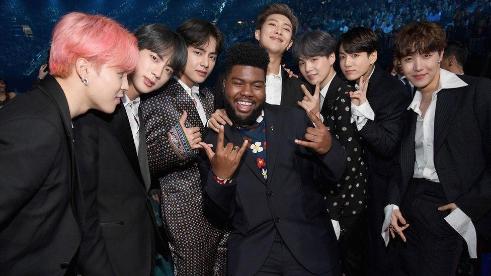 Khalid's BTS collaboration: 'Something will arrive'