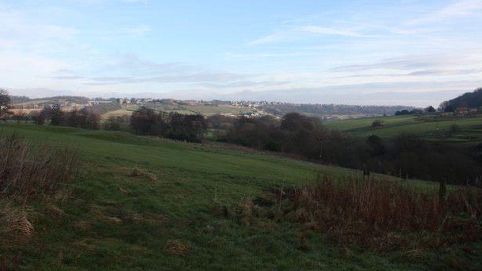 Slack, west Yorkshire - the true Camelot?