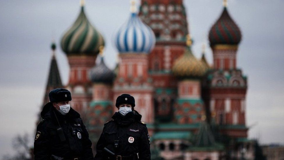 Moscow police