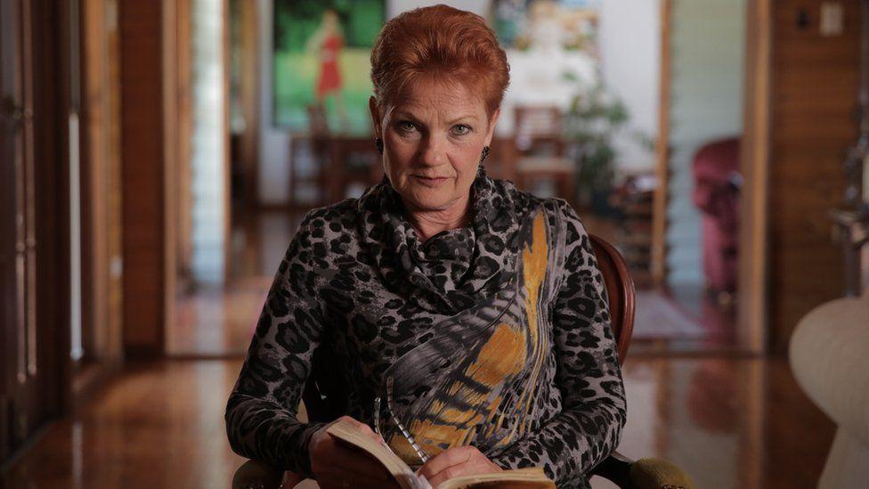 One Nation Senator Pauline Hanson