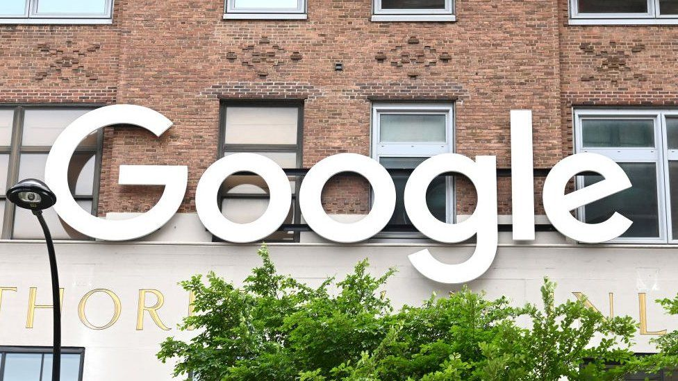 The Google offices in NYC are closed during the COVID-19 pandemic.
