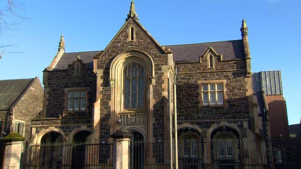 Ballymena Magistrates' Court