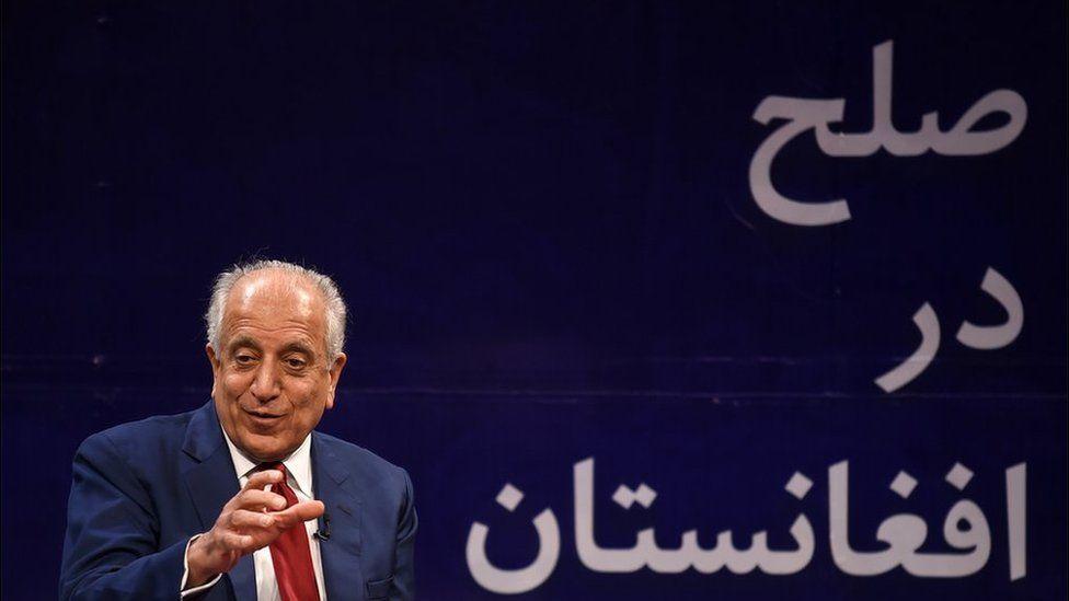 Zalmay Khalilzad, US Special Envoy for Afghanistan Reconciliation