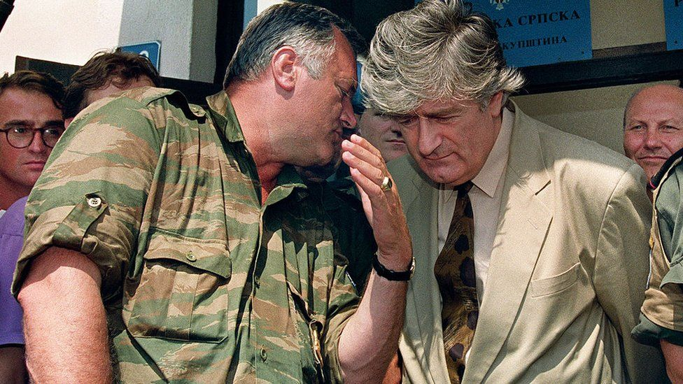 Караджич і Младич