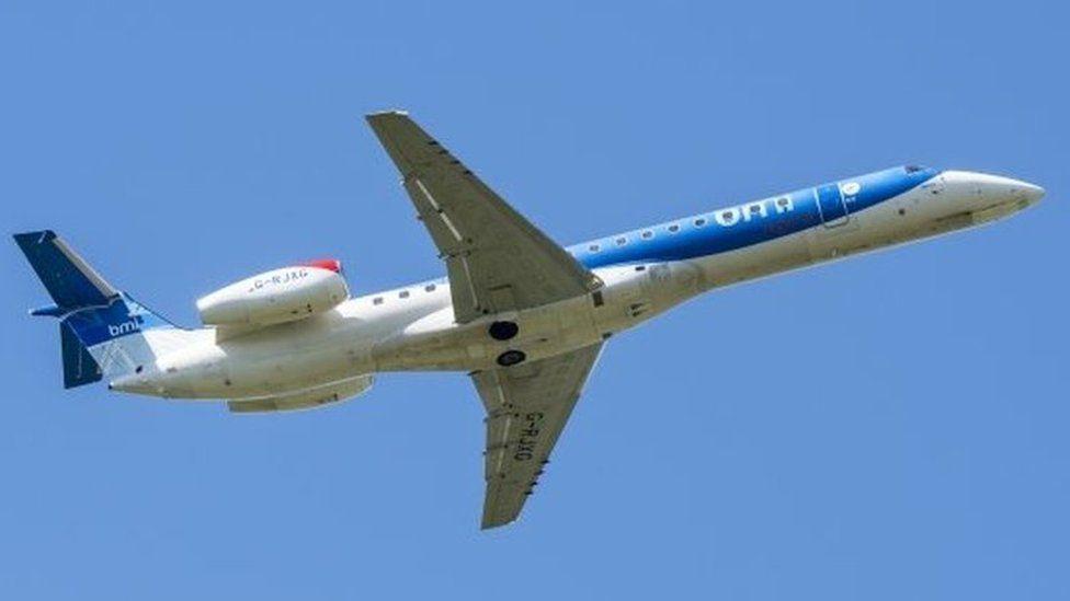 Flybmi Embraer ERJ145