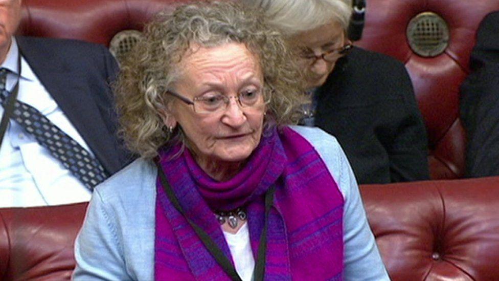 Baroness Jenny Jones