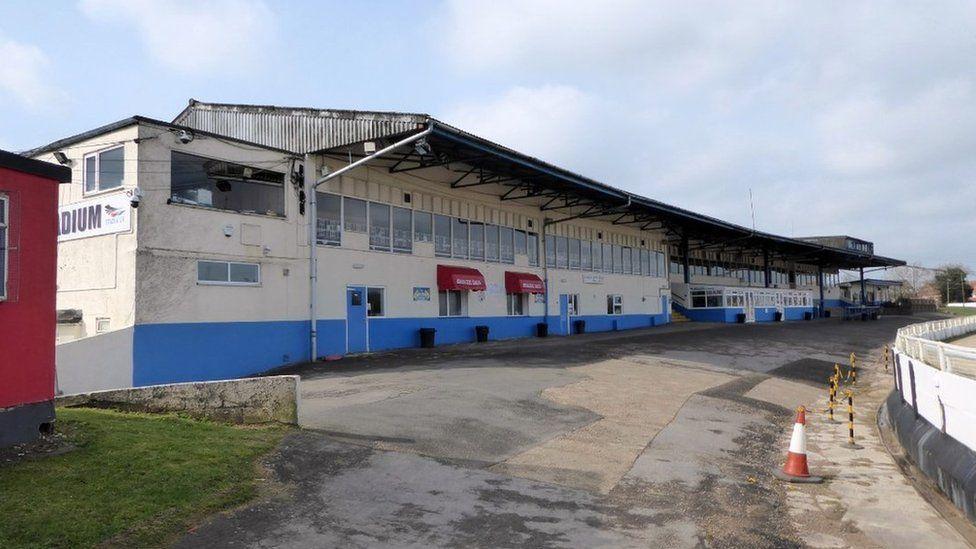 Abbey Stadium in Swindon