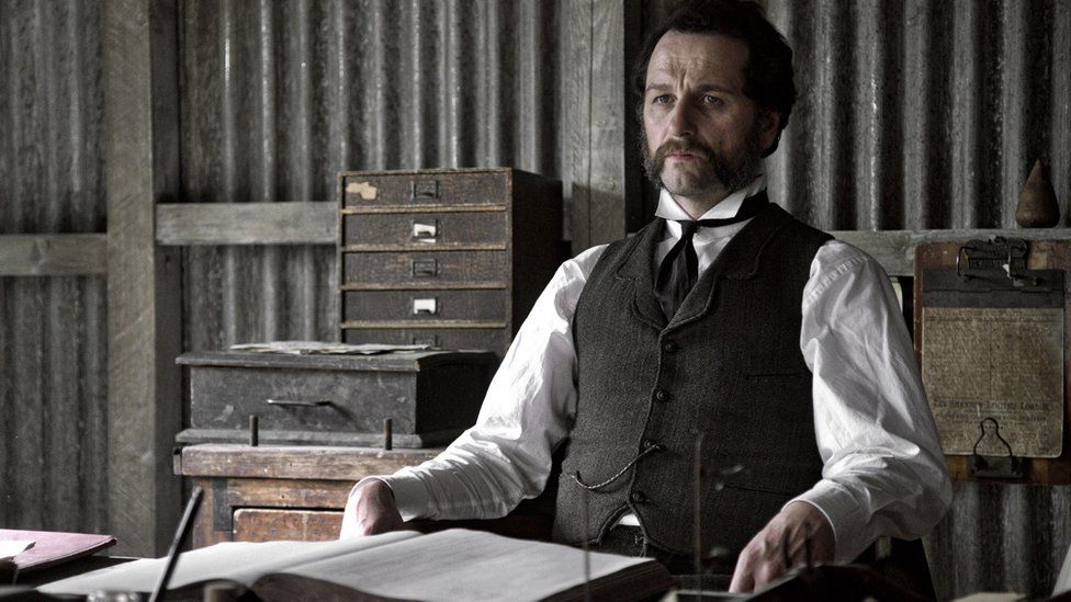 Matthew Rhys as Billy Winters in a scene from Death And Nightingales