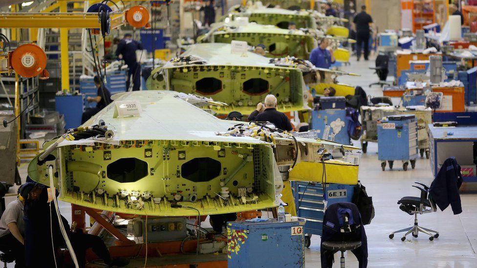 Airbus factory