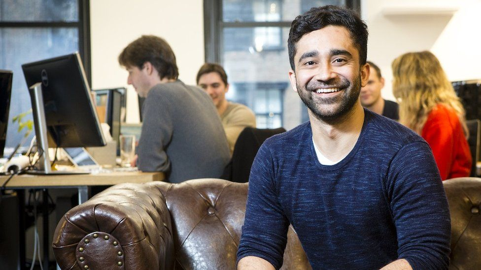 Ankur Nagpal, founder and chief executive of New York-based course hosting platform Teachable