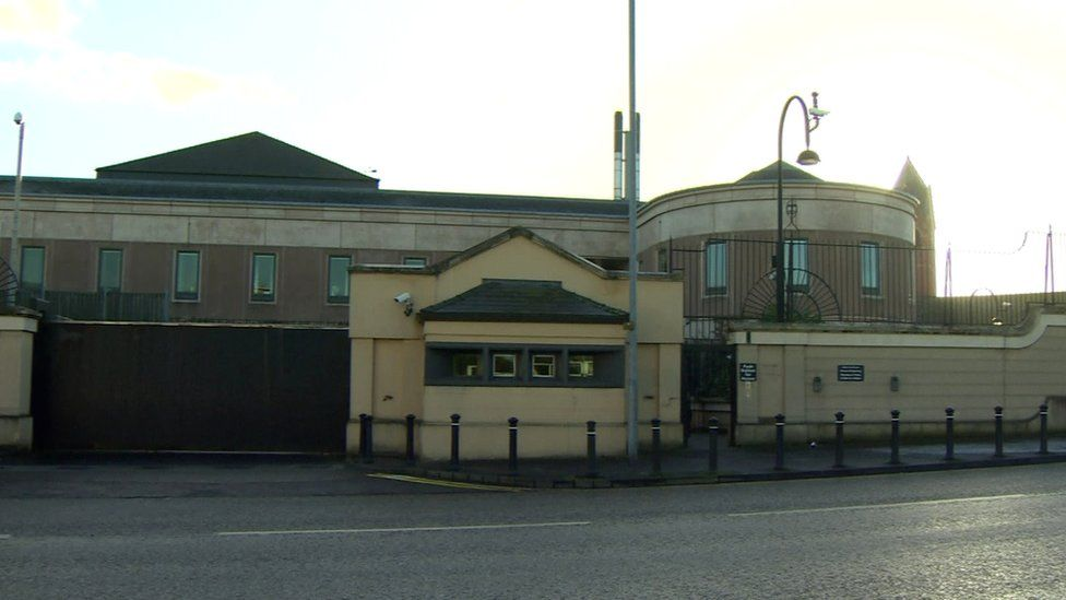 Newry courthouse