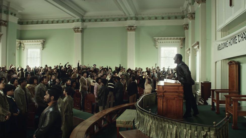 Daniel Kaluuya plays US revolutionary in Judas and the Black Messiah - BBC  News