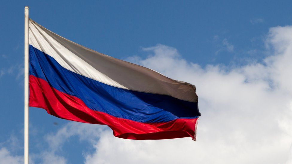 The malicious software won't affect Russian language devices