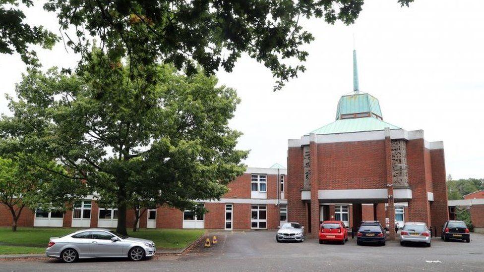 St Olave's school