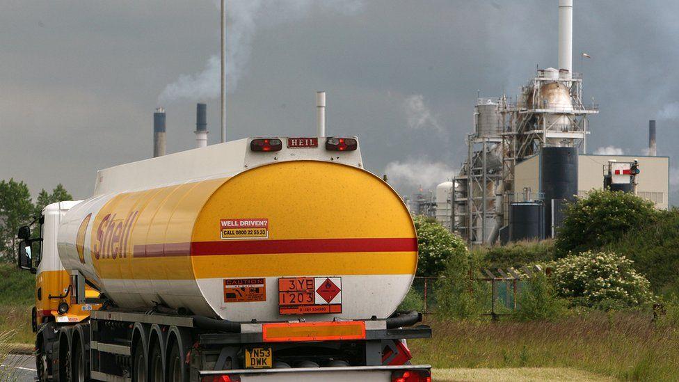 Stanlow Refinery