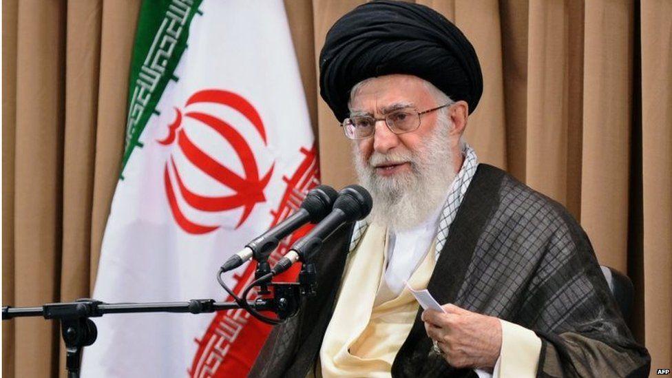 Ayatollah Ali Khamenei (23/06/15)