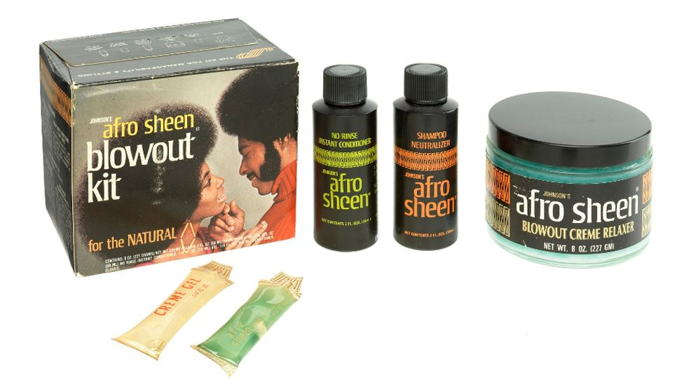 Afro Sheen hair care products