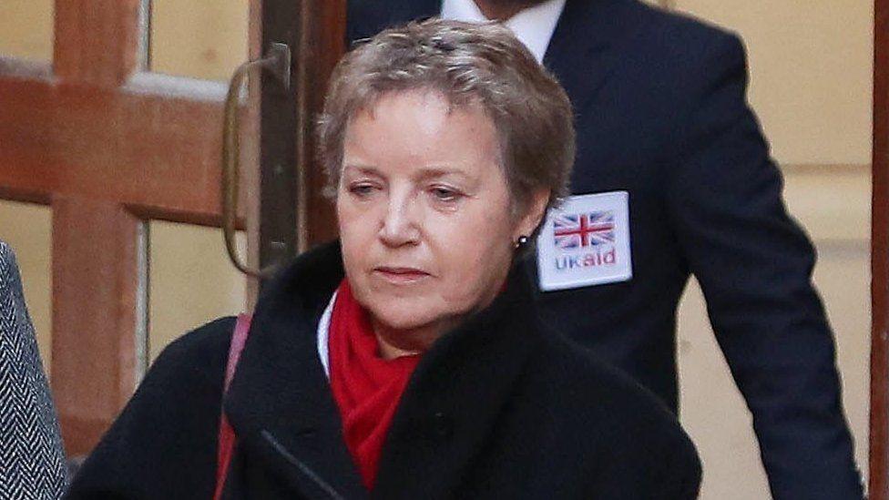 Caroline Thomson