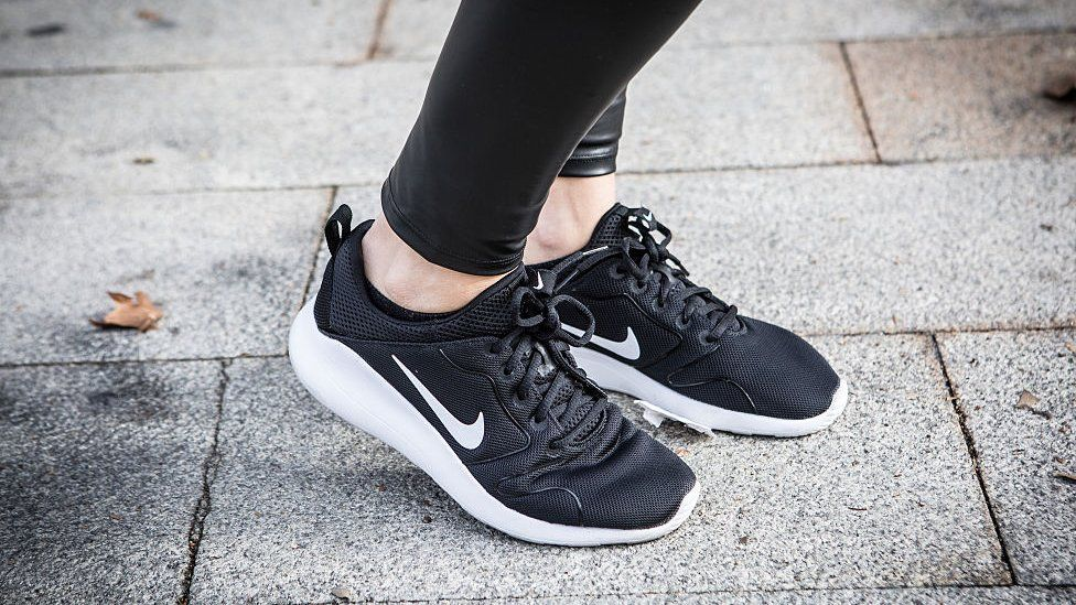 Woman's trainers
