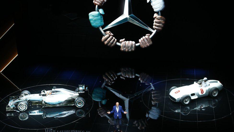 Mercedes CEO Dieter Zetsche