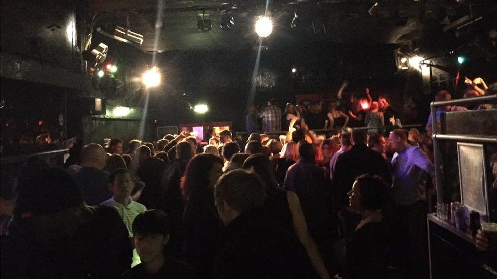 The After Dark club in Reading
