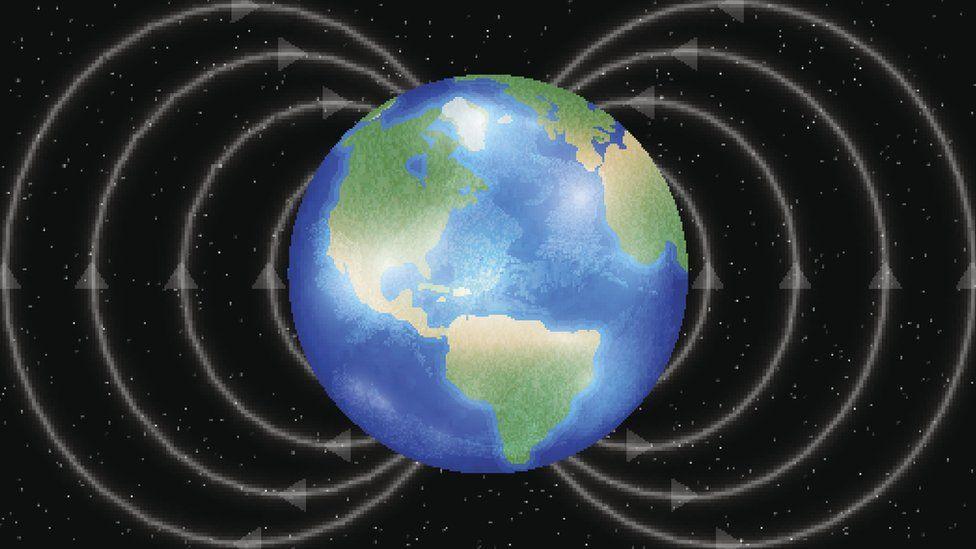 Quando ocorrerá uma nova reversão dos polos magnéticos da Terra e como  seremos afetados  - BBC News Brasil f67cebcc74edd