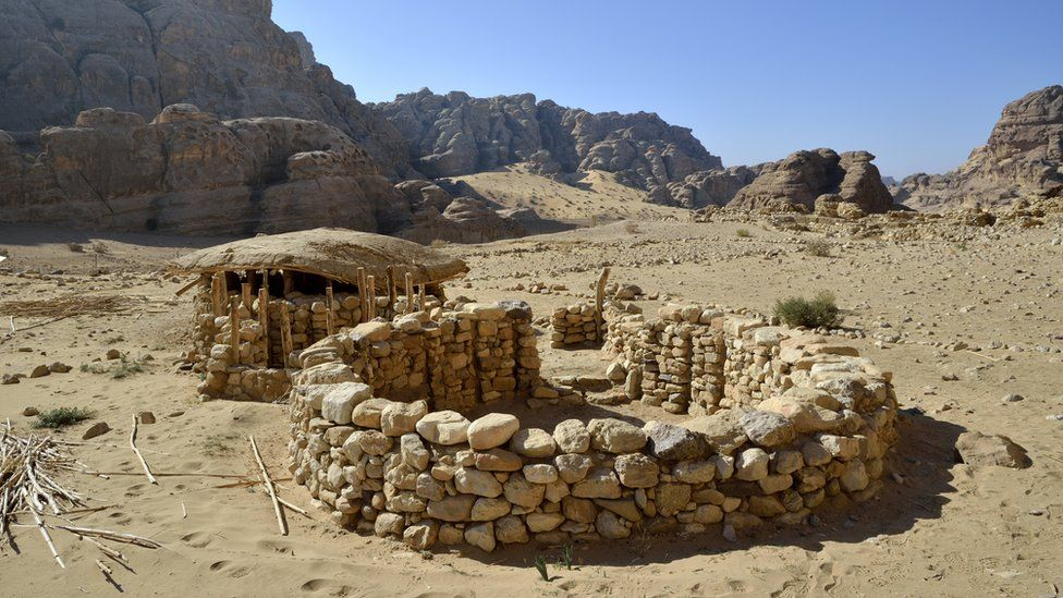 Neolithic village in Jordan