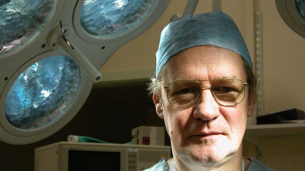 Prof Stephen Westaby