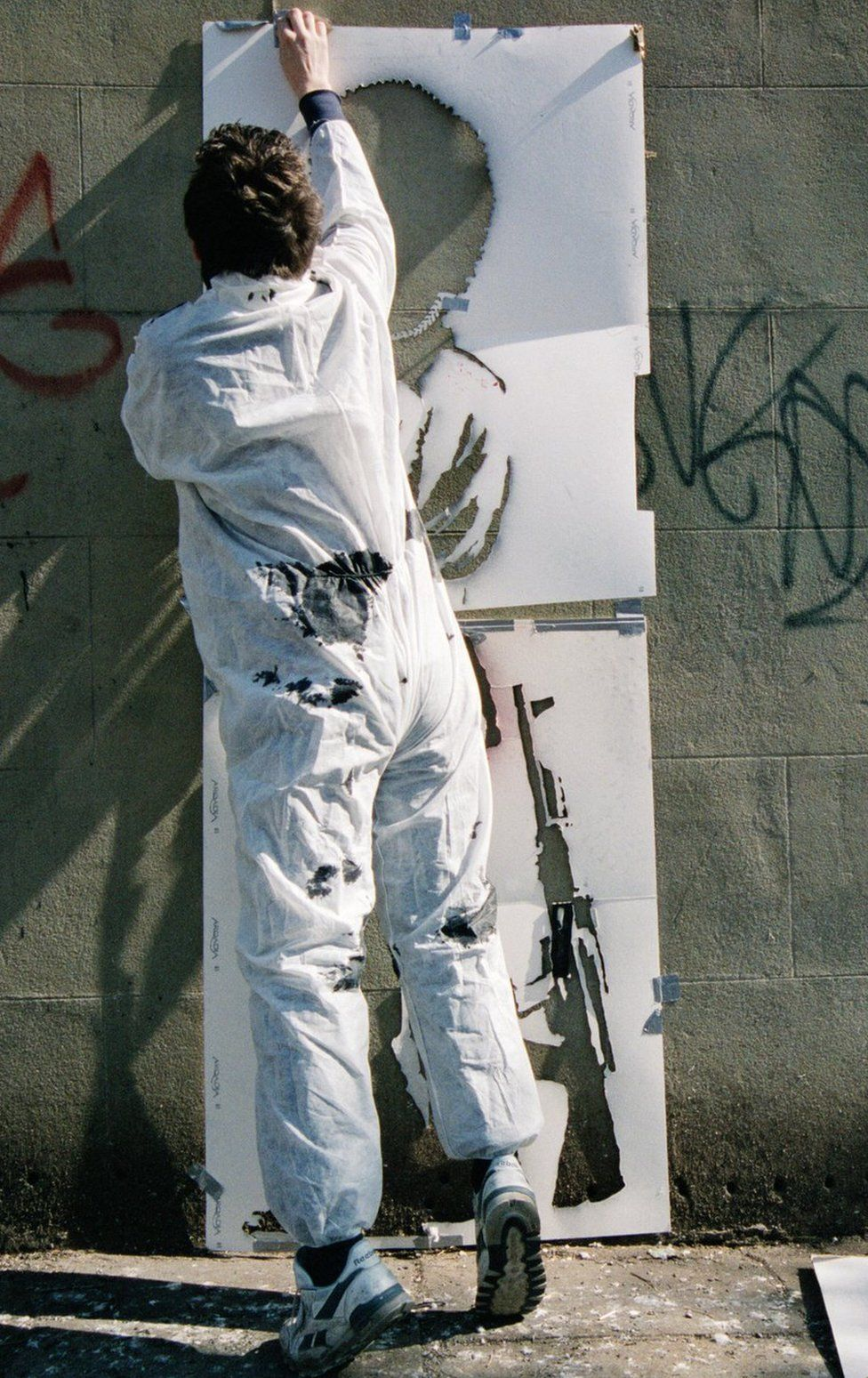 Steve Lazarides sanat dünyasından nefret ettiğini, onun bir parçası olmasının tek nedeninin Banksy olduğunu söylüyor