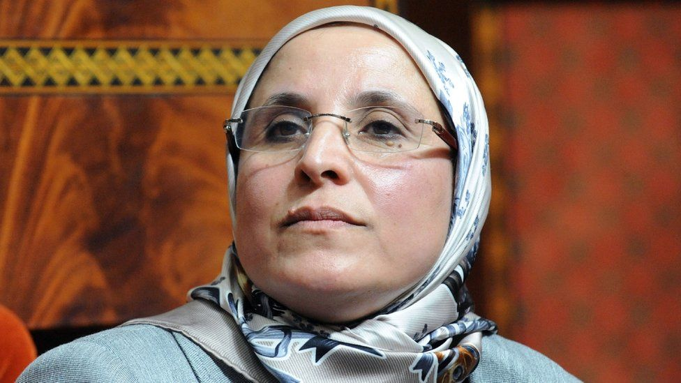 Morocco's Solidarity, Women and Family minister Bassima Hakkaoui. Photo: April 16, 2012