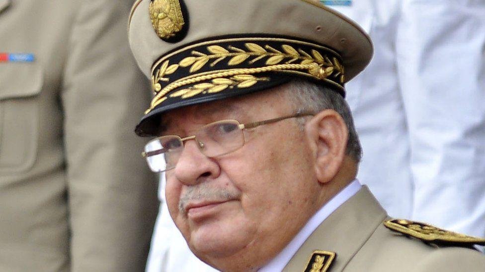 Ahmed Gaid Salah,