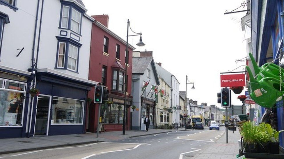 Lampeter High St