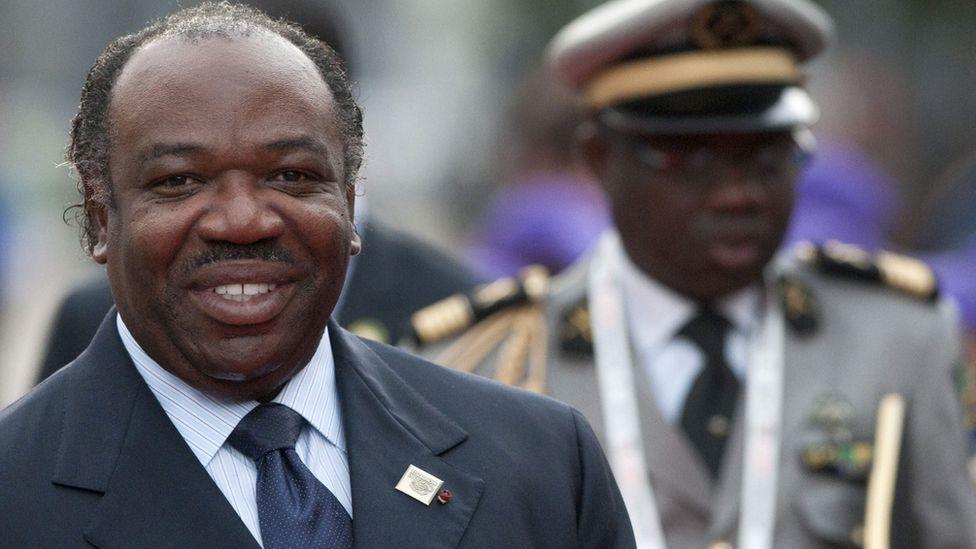 Gabon President Ali Bongo