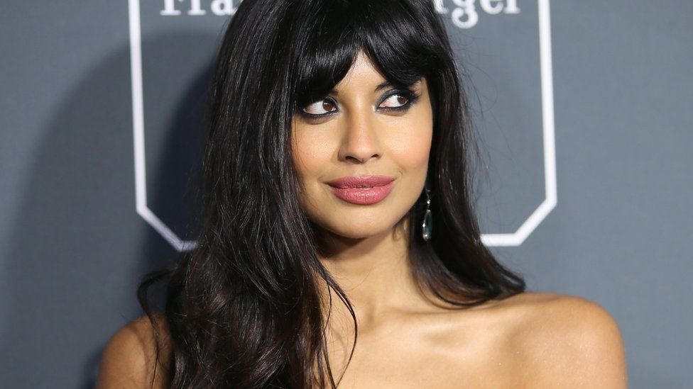 Actor, activist and television presenter Jameela Jamil