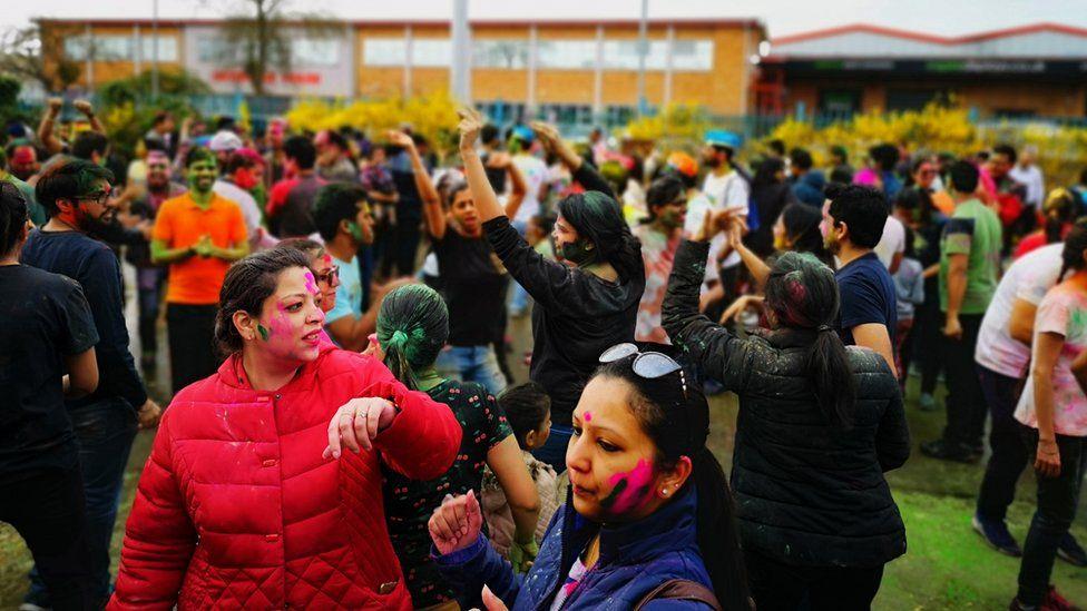 Swindon Hindu community event