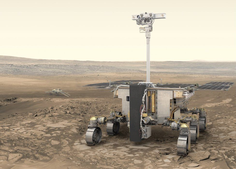 mars rover launch date - photo #14