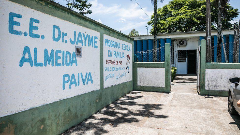 Escola Dr. Jayme de Almeida Paiva