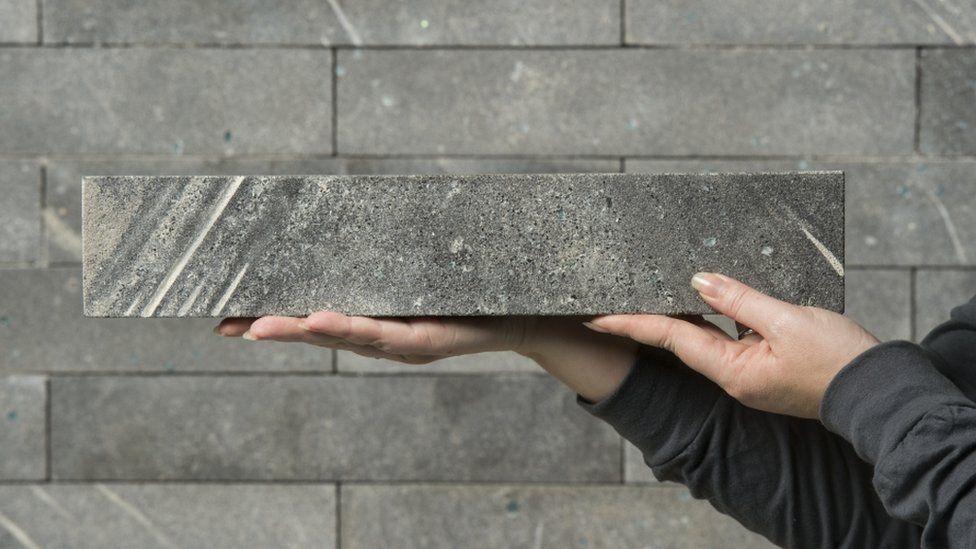 BioMason brick