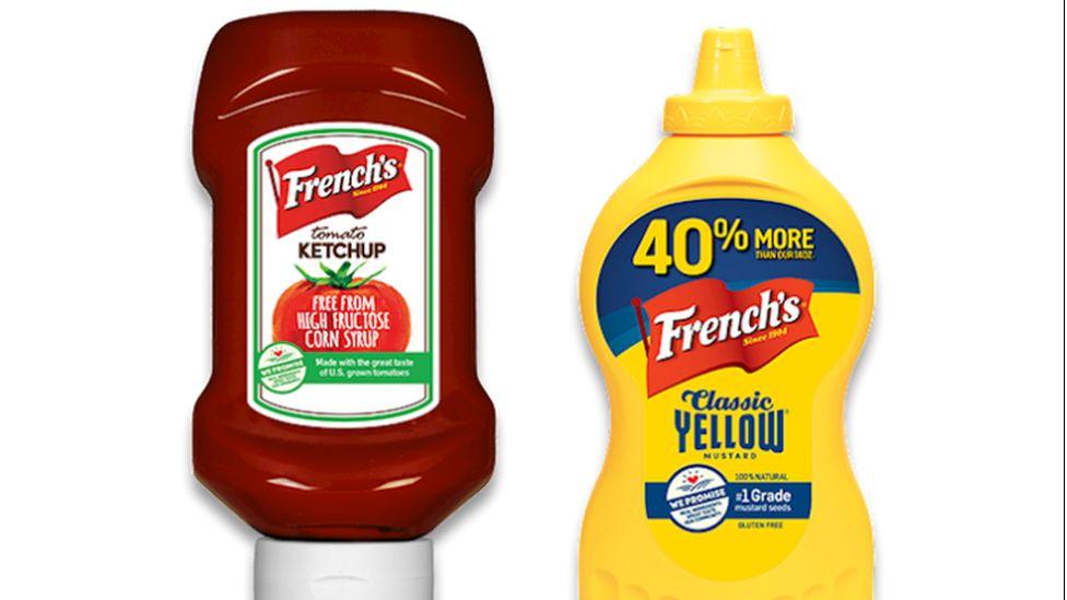Reckitt French's mustard