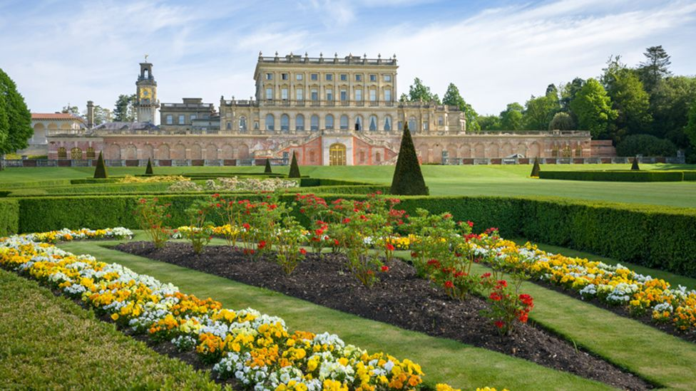South front, Cliveden House